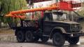 Вышка телескопическая ТВ-26Е2 для подъёма рабочих с инструментом при строительно-монтажных эксплуатационно-ремонтных работах на высоковольтных линиях электропередач, связи, ремонте и окраске зданий и сооружений.
