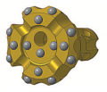 Коронки буровые высокого давления с хвостовиками DHD340A, DHD350R, DHD360, QL40, QL50, QL60