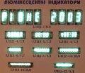 Индикаторы вакуумно-люминисцентные серия ИЛЦ