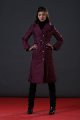 Coat and short coa