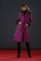 Coat and short coat female