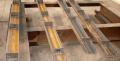 Металоконструкції: підкранові, покрівлі для будинків з колонами, зв'язки, кранові естакади