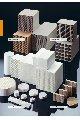 Керамика с сотовой структурой