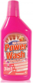 Stain remover-shampoo for carpets, furniture.