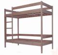 Кровать двухярусная, материал: бук, артикул: 925