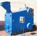 Паровой котел Е-1,0-0,9Р-3 (твердое топливо, с верхним бункером)