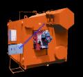 Паровой котел Е-2,5-0,9ГМ (газ)