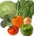 """Томаты, огурцы-корнишоны, сладкий перец, укроп, петрушка, листовые салаты, сладкая кукуруза и томаты-""""черри""""."""