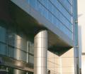 Aluminiowe panele dla daszki fasadowe