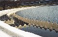 Edge spillways, central glasses reflectors, semisubmersible boards