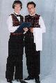 Одежда для обслуживающего персонала ресторанов: администраторов, официантов, барменов