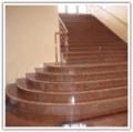 Лестницы, ступени, перила, балясины из гранита мрамора