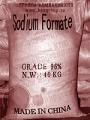 Форминат натрію, Добавки для бетону