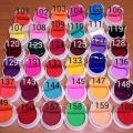 Набор цветные гели СоСо набором и поштучно 140 грн - 4 штуки