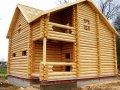 Строим срубы домов