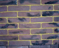 "Facing decorative stone. OBR series art 0723. ""An old brick"
