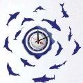 Часы-наклейка NL20,