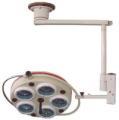Светильник хирургический холодного света YD02-5, потолочный (5-рефлекторный)