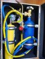 Свароч. пост СП-001 кислород 1 литра+1 литра мап или пропан