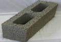 Блок керамзитобетонныйный стеновой 130х250х200