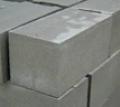 Блок бетонний перегородковий 200х90х188