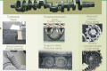 Запчасти к танкам: Коленвал, гусеница, поддерживающий каток, амортизатор, ведущее колесо, опорные катки