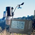 Automatic meteorological stations of Davis Instruments Vantage Pro 2