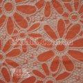 Ткань Гипюр набивной ( Ромашка ) 2805