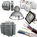 Кабель, провод, электротехническое и светлотехническое оборудование