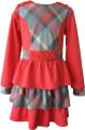 Нарядное платье для девочки. Модель 209