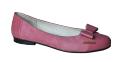 Туфли из натуральной кожи (для девочек)