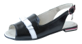 Туфли из натуральной кожи летние