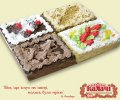 Асорті №3, опт торты бисквитные весовые от производителя