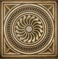Латунна вставка Калейдоскоп 7,5х7,5 для керамогранита й керамічної плитки