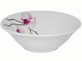 Салатник керамический Розовая орхидея 18см СНТИ S&T3078