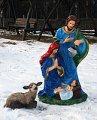 Скульптура Набор фигур Рождественский вертеп Dema