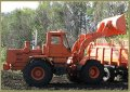 Services of the wheel loader 156, case