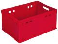 Ящики пластикові для м'яса, ковбас, фаршу, ящики під приморозку, ящики для риби, для птаха
