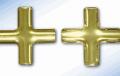Декоративная накладка крестообразная