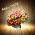 Сладкие букеты из конфет (Хризантемы)