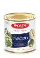 IPOSEA Сarciofi spacatti - Артишоки резаные в рассоле , 2650 g