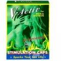HOT Капсулы для улучшения стимуляции V-ACTIV, для мужчин и женщин,20 шт. H44550