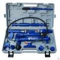 Набор гидравлических растяжек 10 т .Рихтовочный набор для кузовного ремонта автомобиля.
