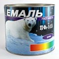 PF-266 enamel, PF-115 enamel, paints and varnishes, LKM, enamels