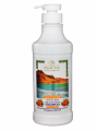 Mineral shampoo with a sea-buckthorn for a hair shine of Care & Beauty Line