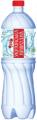 Газированная артезианская минеральная природная столовая вода