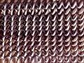 Спираль безосевая жесткая для шнеков безосевых, шнек-дозаторов и т.п. малых диаметров