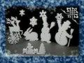 آدمکهای تزیینی عید کریسمس