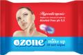 Влажные салфетки для снятия макияжа TM Ozone, Влажные очищающие салфетки