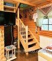 Лестница деревянные. Модель Украинка.